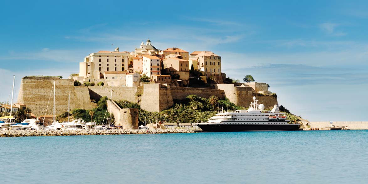 Francois Illas New Tradition: Small Luxury Cruise Ships To The Most Intimate Ports